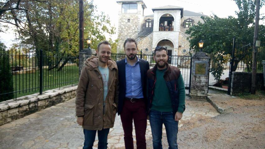 Konstantinos Dardamanis - New Democracy - Κωνσταντίνος Δαρδαμάνης - Νέα Δημοκρατία - Πολιτικό Στέλεχος Νέας Δημοκρατίας - Δράσεις