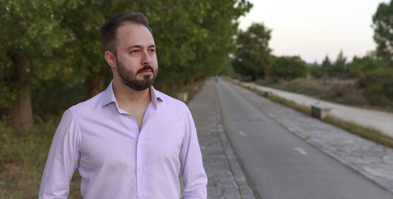 Konstantinos Dardamanis - New Democracy - Κωνσταντίνος Δαρδαμάνης - Νέα Δημοκρατία - Πολιτικό Στέλεχος Νέας Δημοκρατίας